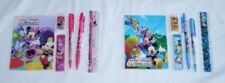 2 Mickey Minnie Mouse & Friends Stationery Gift Set DISNEY LISCENED School item