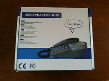 USB speakerphone for Skype