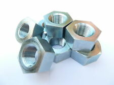 "1/2"" CEI BSCY Cycle Thread Nuts (Pack of 4)  used on BSA & Triumph etc"