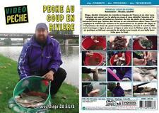 Pêche au coup en rivière avec Diégo Da Silva - Pêche au coup - Vidéo Pêche