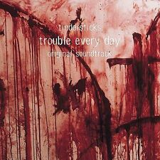 """TINDERSTICKS - """"Trouble Every Day"""" - indie rock soundtrack CD - Claire Denis"""