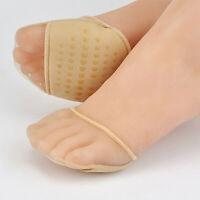 FP- Metatarsal Pads Breathable Soft Gel Ball of Foot Cushion Heel Forefoot Callu