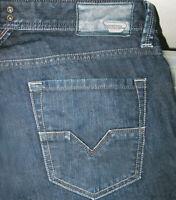 *HOT AUTHENTIC Men's DIESEL @ LARKEE 88Z Classic STRAIGHT LEG DARK Jeans 32 x 32