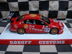 Scalextric - Scott Mclaughlin - FGX V8 Supercar - 1/32 slot car - custom built