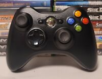 Genuine OEM Microsoft Xbox 360 Wireless Controller  - FREE RING OF LIGHT LEDS