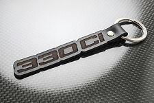 BMW 330Ci Luxury Leather Keyring Keychain Schlüsselring Porte-clés E46 Coupe