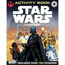 Star Wars: A New Hope: Activity Book (Star Wars Activity), Lucasfilm, New Book