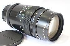 Classic Pentacon 200/4, 200mm f/4 DDR Lens 15 Lama, Orestor BOKEH MONSTER M42