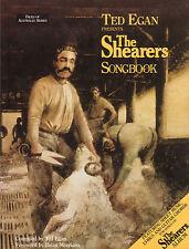 SHEARERS SONGBOOK Ted Egan **GOOD COPY**