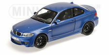 Minichamps 2011 BMW M1 Series Blue 1:18* New Item!