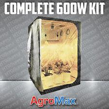 COMPLETE KIT 600 watt  GROW TENT w DIGITAL LIGHT SYSTEM
