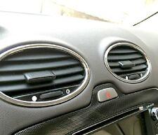 Ford Focus 2 mk2 cubierta de cromo para por tdci St ab.2009-2013