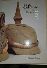 More details for feldzug 1914 vol 1 book uniforms headdress equipment of the german soldier ww1