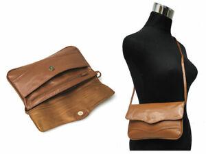 LEATHER CLUTCH BAG-1551C