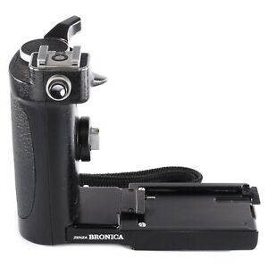 Zenza Bronica Speed Grip-E With Flash Shoe for ETR ETRC ETRS ETRSi ETR-C (RT55W)