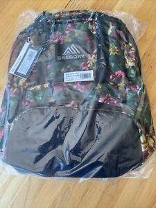 GREGORY Backpack EASYPEASY  DAY Pack  65162 GARDEN TAPESTRY 0511