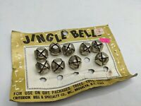 JINGLE BELLS VINTAGE CRITERION BELL SPECIALTY BROOKLYN SLEIGH SANTA CLAUS XMAS