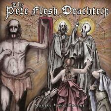 THE PETE FLESH DEATHTRIP - Mortui Vivos Docent CD