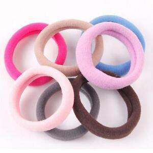 Girls Rubber Band Ponytail Holder Headwear Elastic Hair Bands Korean Accessories