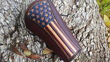 ARCHERY ARM GUARD /BRACER/OLD GLORY/AMERICAN / UNION FLAG / HANDMADE IN USA !!!