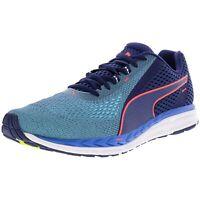 Puma 189952 01 Speed 500 Ignite 2 Blue Depths Men's Running Shoes