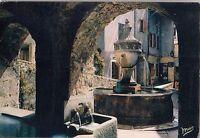 BF22049 saint paul de vence la fontaine  france  front/back image