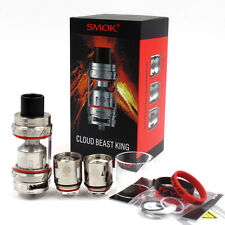 SMOK TFV12 Cloud Beast King Sub ohm 6.0ml Tank with V12-X4 V12-Q4 Coil Steel