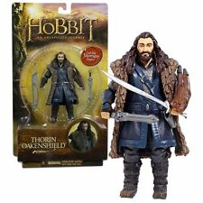 "NEW 2012 Hobbit Movie The Unexpected Journey THORIN OAKENSHIELD 4"" Action Figure"