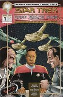 MALIBU COMIC STAR TREK DEEP SPACE NINE  #1 HEARTS AND MINDS #92844-12 BR2