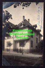 118713 AK Villingen 1913 Fotokarte Wohnhaus Friedenweiler