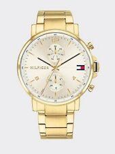 Tommy Hilfiger Daniel multifunction gold steel watch 1710415