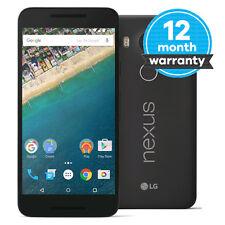 Nexus 5X H791 - 16GB - Carbon (Unlocked) Smartphone Very Good Condition
