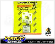 """Crow Cams Guide Plates for Holden V8 253 308 Carby Heads Hardened 5/16"""" Pushrods"""