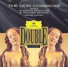 The Don Cossacks Sing Russian Popular & Sacred Songs, KASTALSKY ALEXANDR / KEDRO