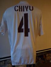 maillot AS Rome Chivu 2003-2004 03-04 Roma shirt jersey maglia Inter Milan