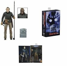 "NECA FRIDAY THE 13TH PART 6 ULTIMATE JASON VOORHEES  7"" ACTION FIGURE 2015"