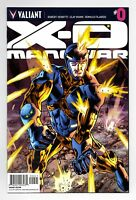 X-O MANOWAR (2012) #0 1:20 BRYAN HITCH VARIANT BAGGED BOARDED VALIANT COMICS VF