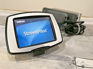 Garmin Street Pilot c330 GPS CAR NAVIGATION USB adapter + CARRIER BAG BUNDLE