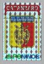 SCUDETTO CALCIATORI PANINI 1985/86 - RECUPERO N.417 - CATANZARO
