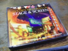 READERS DIGEST GOLDEN MEMORIES OF STAGE & SCREEN VARIOUS ARTISTS 4 CD SET