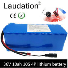 laudation 36V 10ah Battery 18650 Rechargeable battery for 500W E Bike Electric