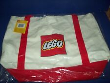 LEGO Exclusive Canvas Tote Bag 5005326 BRAND NEW & SEALED