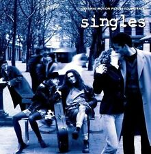 SINGLES Original Soundtrack CD NEW Chris Cornell Alice In Chains Soundgarden