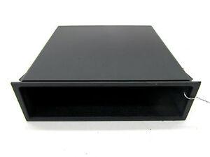 2004-2006 AUDI A8 L QUATTRO D3 OEM RIGHT FRONT GLOVE BOX COMPARTMENT TRIM TRAY