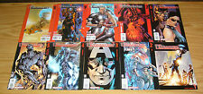the Ultimates #1-13 + 2 #1-13 VF/NM complete series - mark millar - bryan hitch