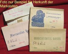 60 Markasiten Ersatz repair substitut marcasite marcassites Reparatur