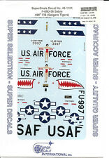 Superscale Decal 48-1125 F-86D-36 Sabre