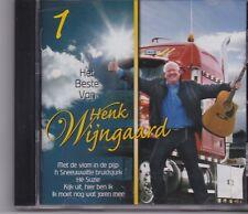 Henk Wijngaard-Het Beste Van deel 1 cd album