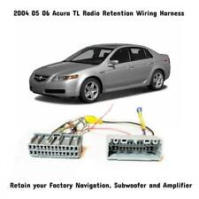 2004 05 06 Acura Tl Navigation Touchscreen Amplifier Subwoofer Retention Harness (Fits: Acura Tl)