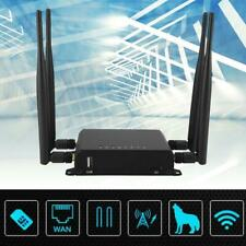 4G LTE Wireless Router Industrial WIFI Router AT&T SIM Card Slot GD VPN M2M